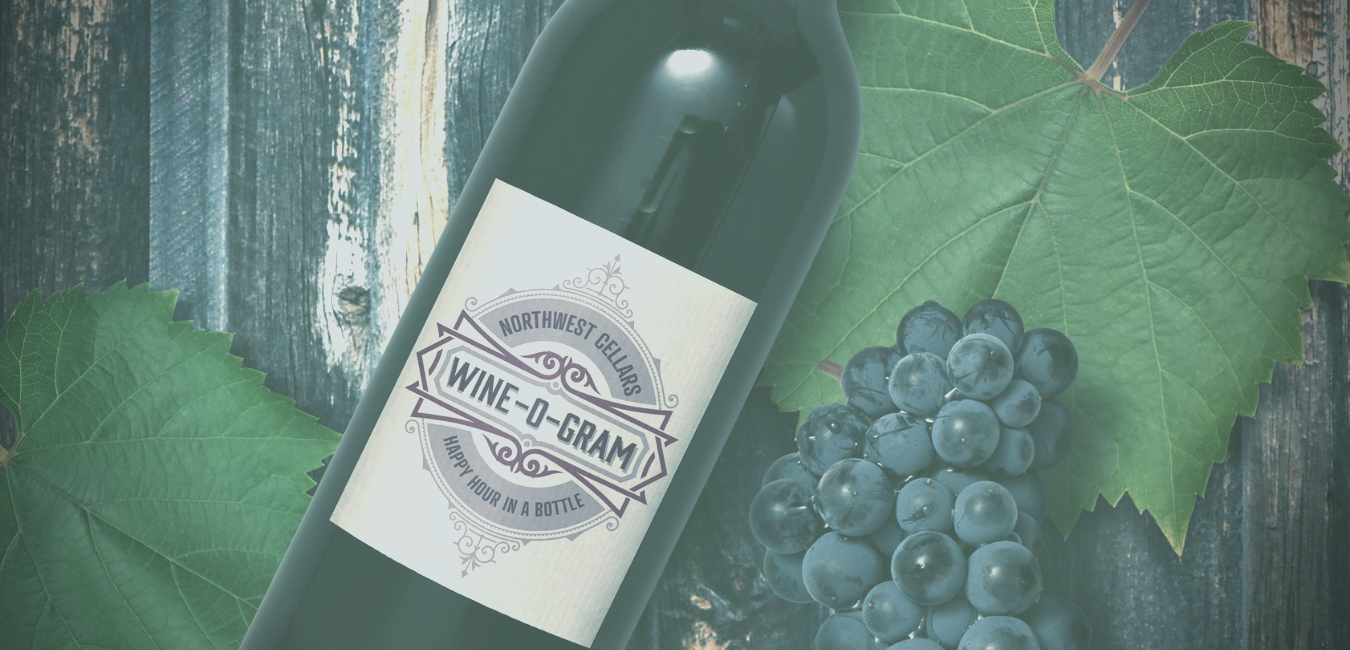 Northwest Cellars Wine-O-Gram Local Wine Delivery and Free Shipping